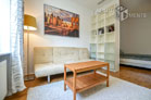 Furnished top-apartment in a close to the city centre old town location in Bonn-Nordstadt