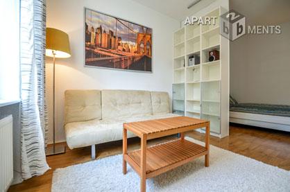 Möbliertes Top-Apartment in citynaher Altstadtlage in Bonn-Nordstadt