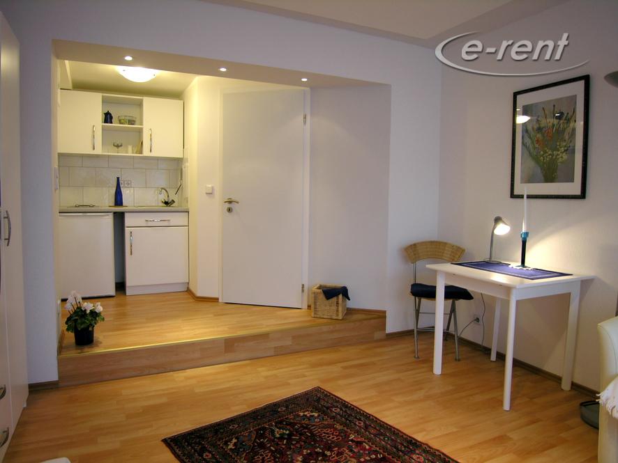 modern möbliertes Singleapartment in ruhiger Lage von Bonn-Holzlar