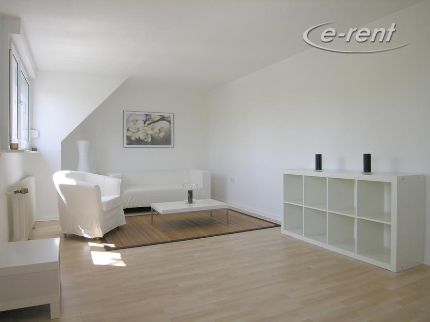 komfortable 3 Zimmer-Wohnung in Rheinnähe