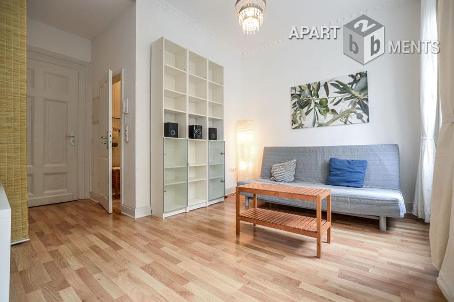 2-Zimmer-Wohnung der Top-Kategorie in citynaher Altstadtlage