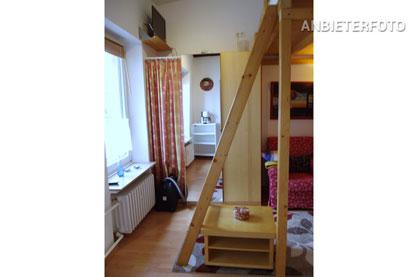Möbliertes Singleapartment in zentraler Lage in Bonn-Castell