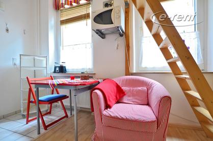 Möbliertes Mini-Apartment in zentraler Lage von Bonn-Castell
