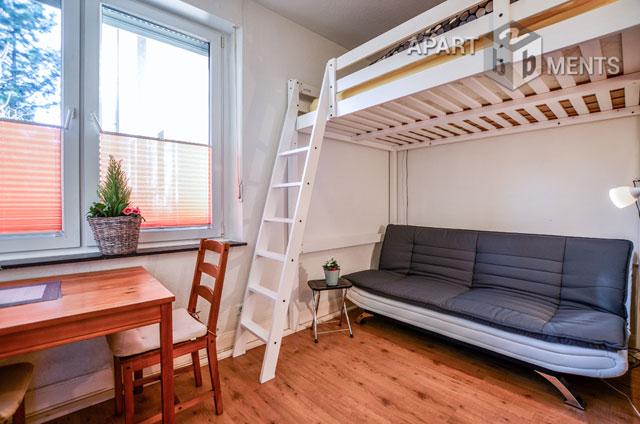moderne Single-Wohnung in verkehrsgünstiger Lage