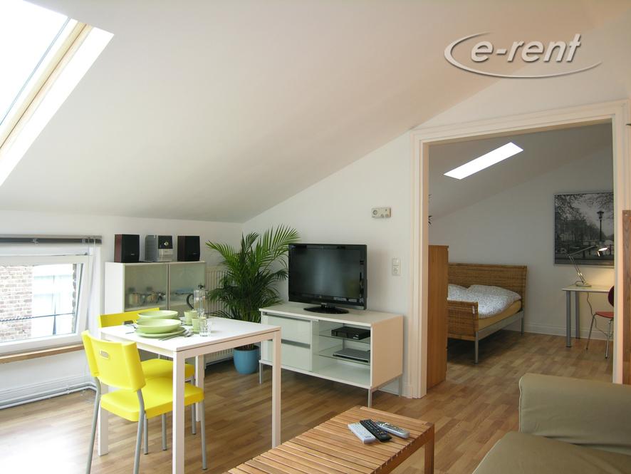 2-Zimmer-Appartement der Top-Kategorie in citynaher Altstadtlage