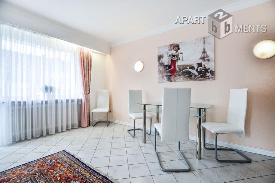 Möblierte Wohnung in Bonn-Schwarzrheindorf Vilich-Rheindorf