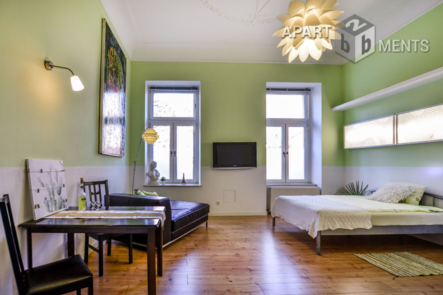 Modern möbliertes Singleapartment der Top-Kategorie in Bonn-Gronau