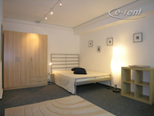 Furnished and spacious room in a neat business apartment-sharing community in Bonn-Gronau