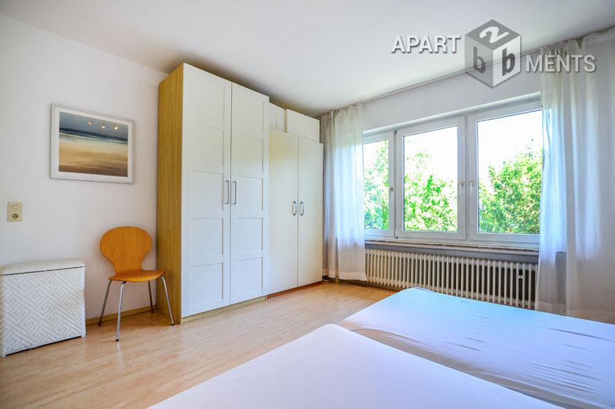 möblierte und WG-taugliche Wohnung in ruhiger Lage von Bonn-Dransdorf