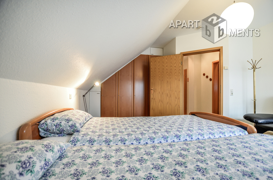 2 room apartment with a good connection to the freeway