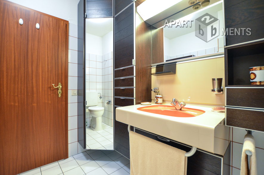 2 Zimmer-Wohnung der gehobenen Kategorie