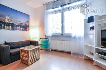 Modern möblierte Singlewohnung in Bonn-Nordstadt/ Altstadt