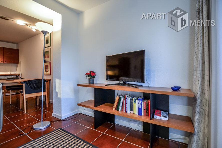 Möbliertes geräumiges Apartment in Bonn-Villenviertel