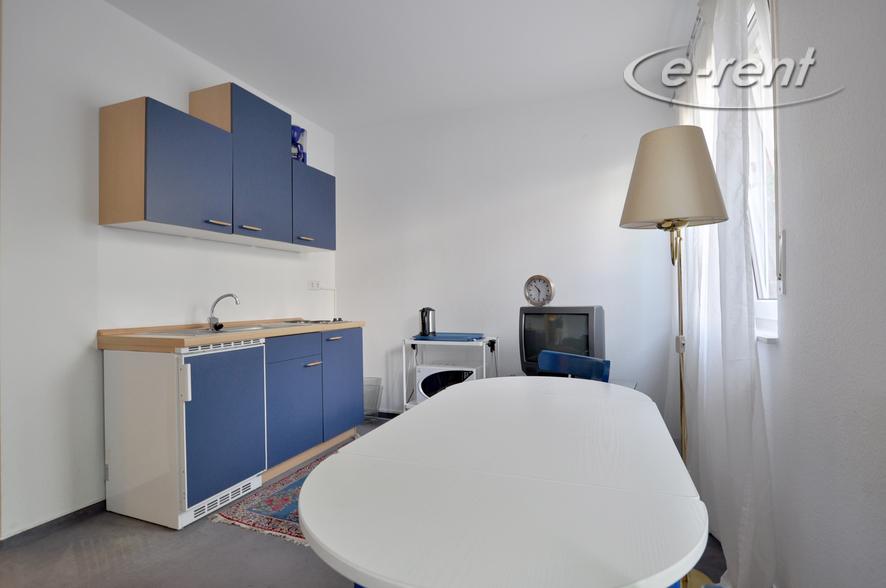 Modern möbliertes Singleapartment in guter Lage von Bonn-Castell