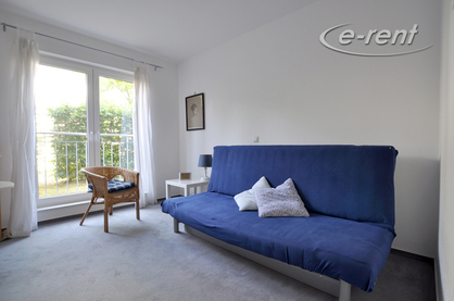 Modern furnished sunny apartment in good location of Bonn-Castell