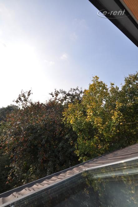 helle 1 Zimmer Dachgeschosswohnung in ruhiger Lage