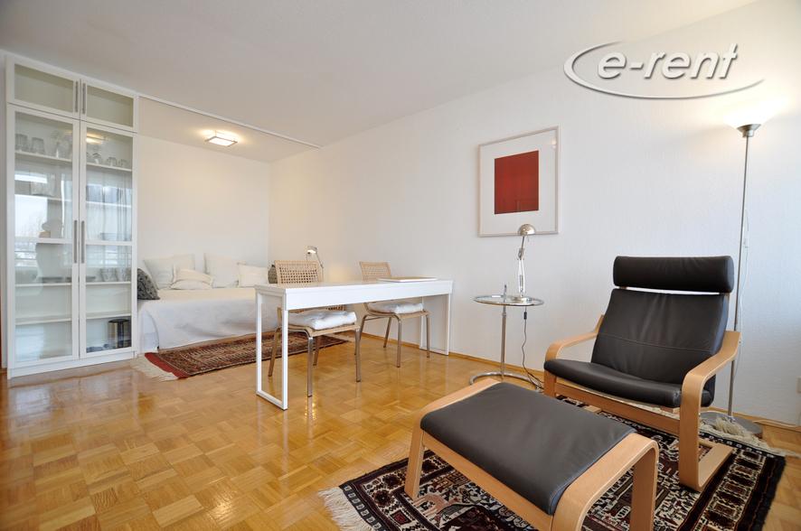 Modernes Apartment mit Blick auf das Siebengebirge