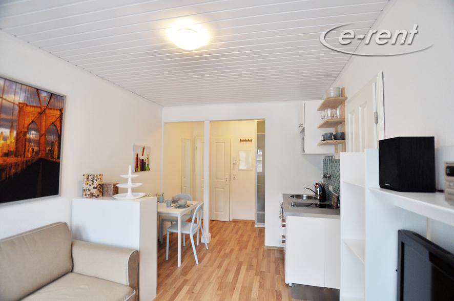 modern möblierte Citywohnung der Top-Kategorie in Bonn-Zentrum