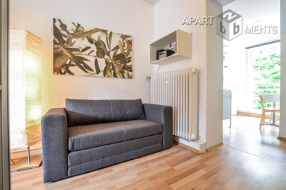 Modern furnished city apartment of the top category in the centre of Bonn
