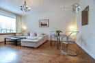 Furnished spacious roof terrace flat in Bonn-Mehlem
