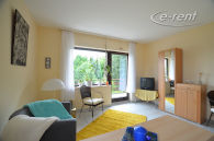 Furnished and quiet single apartment with balcony in Wachtberg-Niederbachem