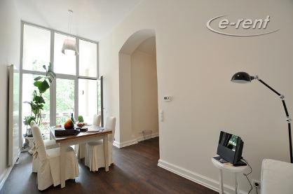 Möblierte Wohnung der Top-Kategorie in begehrter Südstadtlage von Bonn