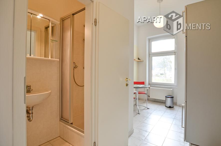 Modern möblierte und zentral gelegene Wohnung in Bonn-Kessenich
