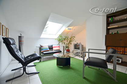 Spacious furnished guest apartment in a quiet location in Bonn-Alt-Godesberg