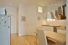 excellent 1 room apartment with high quality furnishing and house-top terrace