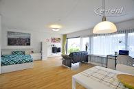 Möbliertes und helles Apartment mit Blick ins Grüne in Bonn-Muffendorf