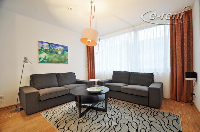 hochwertig möblierte Citywohnung in modernem Passivhaus in Bonn-Kessenich