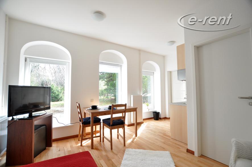 Möbliertes Apartment der gehobenen Kategorie in Bonn-Plittersdorf
