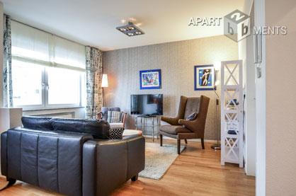 Möbliertes und geräumiges Apartment in Bonn-Pennenfeld