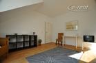 möbliertes Zimmer in ruhiger Lage mit Blick auf den Wald in Bonn-Küdinghoven