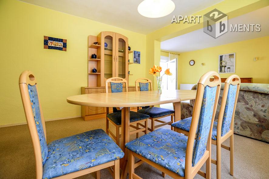 Möblierte Wohnung in guter Wohnlage von Bonn-Holzlar