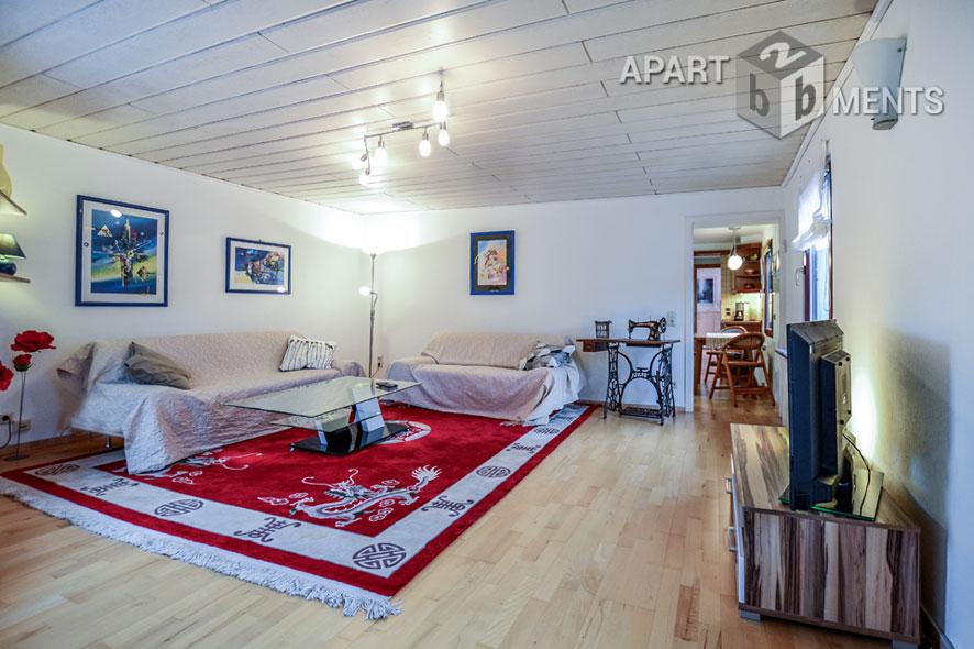 modern möblierte Dachterrassenwohnung in guter Lage von Bonn-Vilich