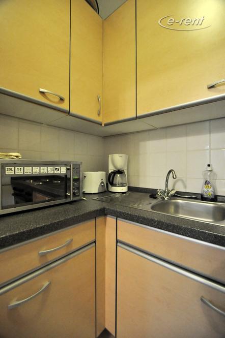 Möblierte Wohnung mit Südbalkon in Bonn-Schwarzrheindorf/Vilich-Rheindorf