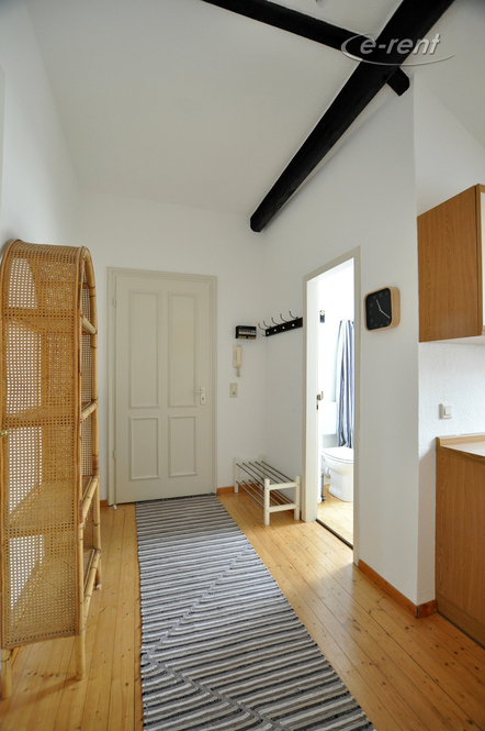 modern furnished attic apartment in a dreamlike location of Bonn Südstadt