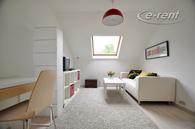 Modern furnished attic apartment in a dreamlike location of Bonn Südstadt
