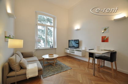 Möbliertes Businessapartment der Top-Kategorie in Bonns Südstadt