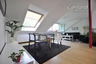 Möblierte Maisonette mit traumhaftem Siebengebirgsblick in Bonn-Rüngsdorf