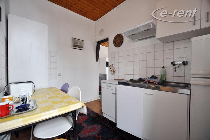 Möbliertes Apartment mit Vollausstattung in zentraler Lage von Alt-Godesberg