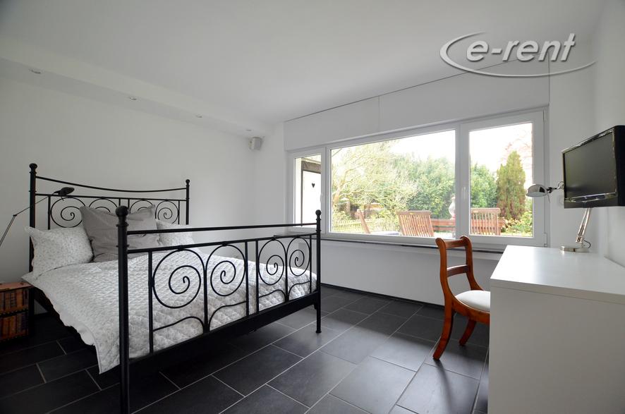 Modern möbliertes Apartment in ruhiger Wohnlage mit Terrasse in Beuel-Mitte