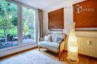 modern möblierte Wohnung mit Gartenterrasse in Bonn-Poppelsdorf