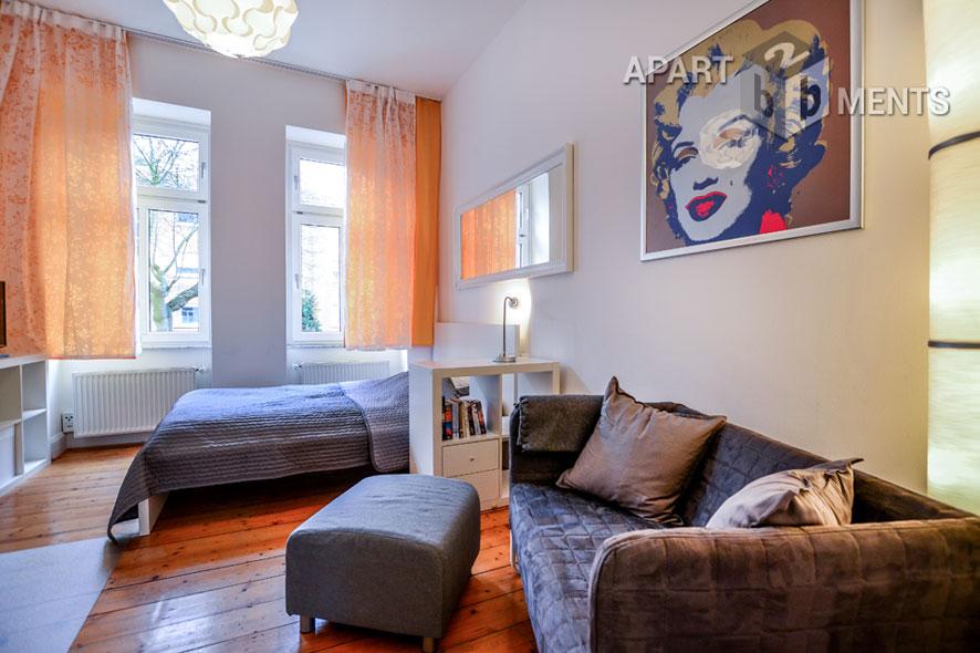 modern möblierte Singlewohnung in Bonn-Kessenich/ Poppelsdorf