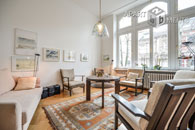 Möblierte und geräumige Wohnung in repräsentativem Altbau in Bonn-Südstadt