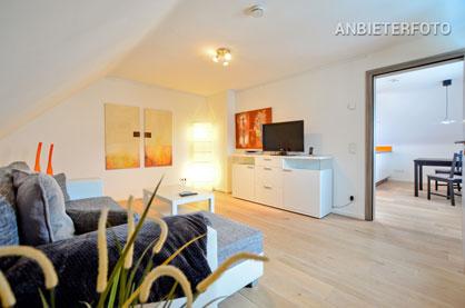 Modern furnished apartment in Bad Godesberg-Lannesdorf