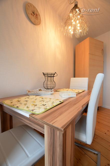 Möblierte Altbauwohnung in Bonn-Muffendorf