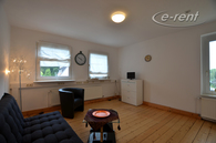 Furnished apartment in old building in Bonn-Muffendorf
