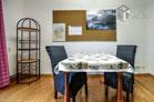 Möblierte und geräumige Wohnung mit Balkon in Bonn-Castell